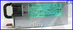 500172-B21 1200W Common Slot Silver Hot Plug Power Supply Kit FRU 498152-001