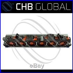 6 X 0WG2CK Dell 12v Poweredge Hot Plug Systemlüfter + Riser Set R720 R720xd R820