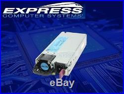 656362-B21 HP 460W CS Platinum Plus Hot Plug Power Supply 660184-001 (Lot of 5)