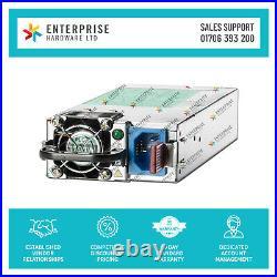 865408-B21 NEW BULK HPE 500W Flex Slot Platinum Hot Plug Low Halogen Power Suppl