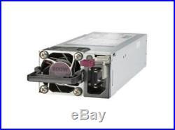 865414-b21 866730-001 Hpe 800w Platinum+ Hot Plug Low Halogen Power Supply