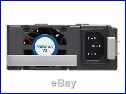 Cisco Power supply hot-plug / redundant (plug-in module) AC C9K-PWR-650WAC-R=
