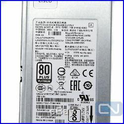 Cisco UCSC-PSU1-770W 770W AC Hot-Plug Redundant Power Supply 1U C-Series Rack