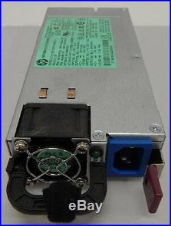 HP 1200W Common Slot Platinum Plus Hot Plug Power Supply 656364-B21 660185-001