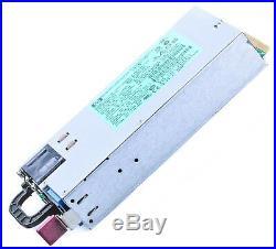 HP 1200W Platinum HotPlug Server Netzteil Power Supply DPS-1200FB-1 A DL580