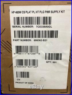 HP 460W Common Slot Platinum Plus Hot Plug Power Supply Kit (656362-B21)