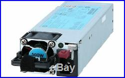 HP 723594-001 723594-001 HP 500w Flex Slot Platinum Hot Plug Power Supply Ki