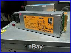 HP 800W Flex Slot Hot-Plug Power Supply PSU 754381-001 720479-B21 DL360 DL380 G9