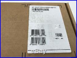 HPE 1200W Common Slot Hot-plug Power Supply Kit (578322-B21)