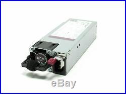 HPE 500W Flex Slot Platinum Hot Plug Low Halogen Power Supply Kit 865408-B21