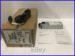 HPE 800W Flex Slot Platinum Hot Plug Low Halogen Power Supply Kit 865414-B21