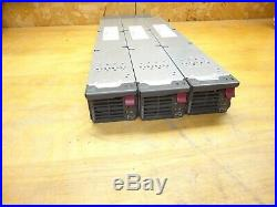 Lot of 3 HP Hot Plug Platinum 2650W Power Supply 733459-B21 732604-001 -32487
