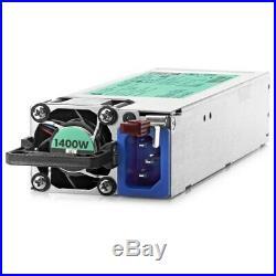 NOB HPE 1400W Flex Slot Platinum Plus Hot Plug Power Supply Kit