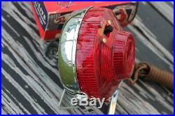 Vintage nos Auto 12 v volt light dash plug in cigarette lighter Part Pathfinder