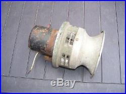 Vintage old 1970's Auto alarm Parade Siren car service auto gm street bomb rod